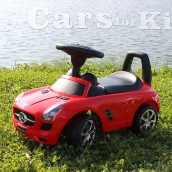 Толокар-Mercedes-SLA-красный